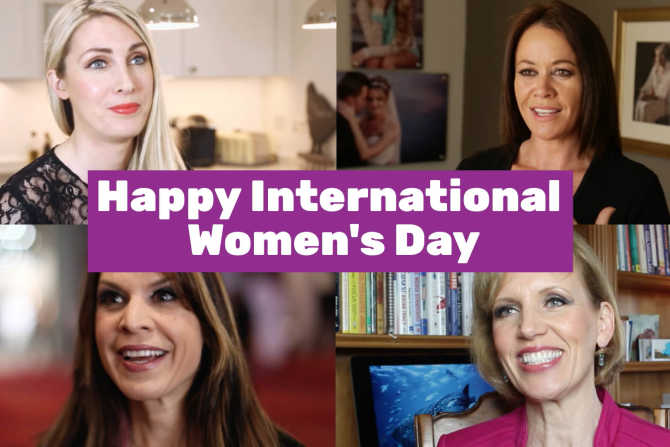 5 Female Entrepreneurs Share Inspiration on International Women's Day