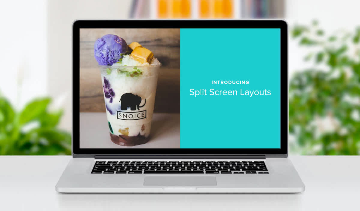 New! Add Split Screen Layouts to Your Marketing Videos - Animoto