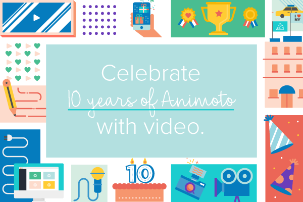 Thanks to Everyone That Celebrated with Us… with Video!