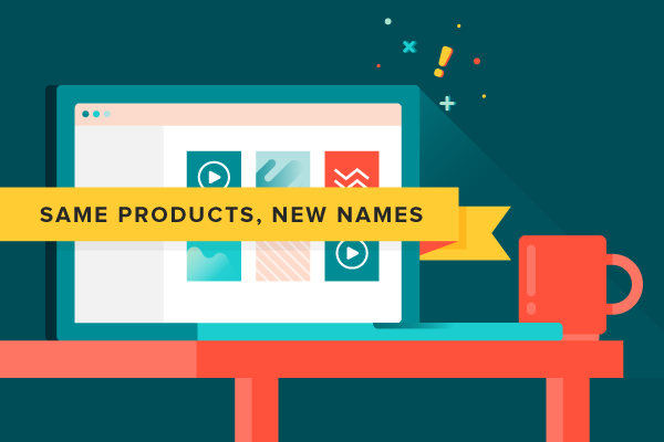 Same Products, New Names: Introducing Animoto Marketing and Animoto Memories