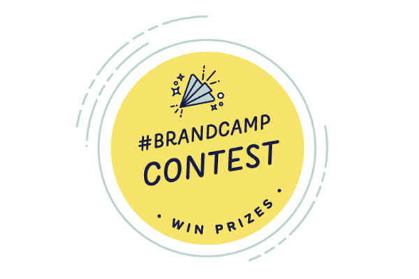 Congratulations to the #BrandCamp Contest Winners!