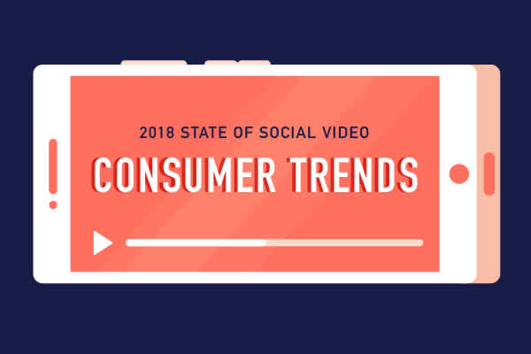 2018 State of Social Video: Consumer Trends [Infographic]