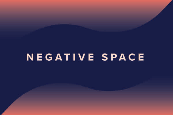 What is Negative Space? (Plus Tips for Using it in Videos)