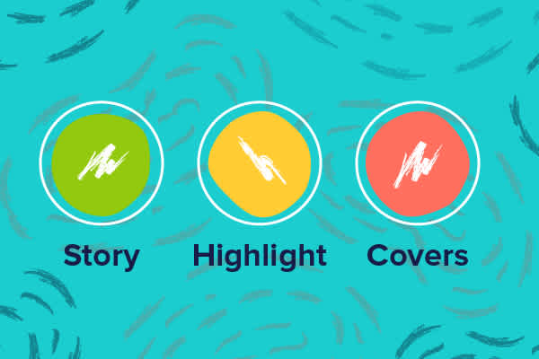 How to Add Instagram Story Highlight Covers & Highlights