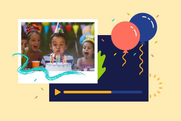 18 Creative Birthday Video Ideas Animoto