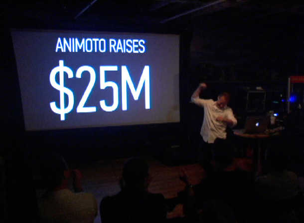 Animoto raises $25M