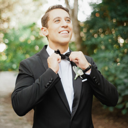 100% authentic fa5a8 9b87e Hochzeitsanzug und Tipps zum Bräutigam-Outfit
