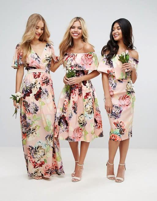 heiße Produkte harmonische Farben heiß-verkaufendes echtes Trauzeugin Kleid - Das perfekte Kleid für die Trauzeugin