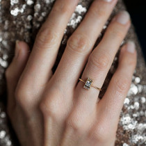 hand verlobungsring