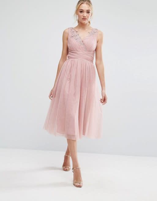 lässige Schuhe unverwechselbares Design billig für Rabatt Brautjungfernkleider - die schönsten Trends