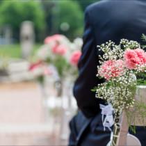 Hochzeitsdeko Für Die Kirche