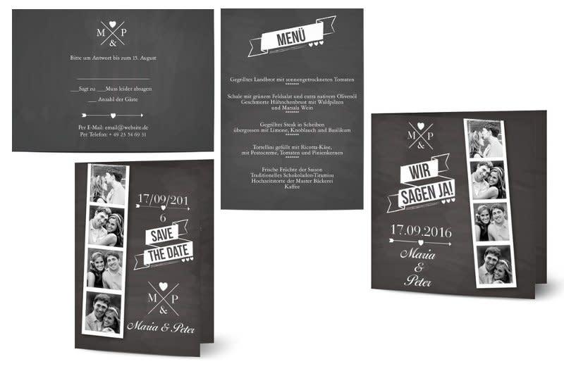 Hochzeitseinladungen Gunstige Einladungskarten Zur Hochzeit Kaufen