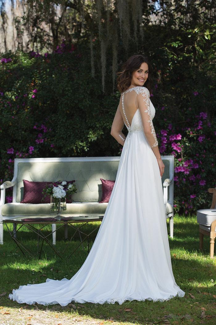 Gewinnt ein wunderschönes Brautkleid von Sincerity