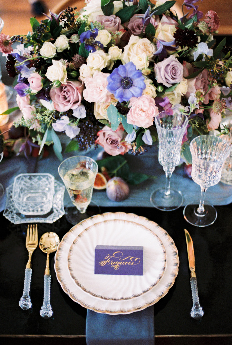 Tischdeko Im Vintage Stil Rustikal Edel Modern