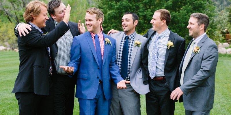 Hochzeitskleidung Fur Den Mann