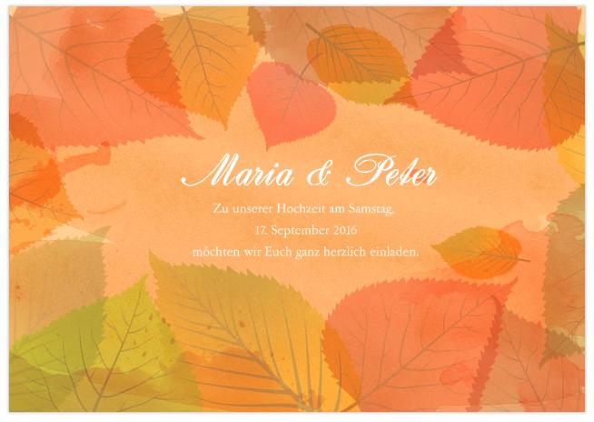 Herbsthochzeit Die Schonsten Ideen Fur Eine Hochzeit Im Herbst