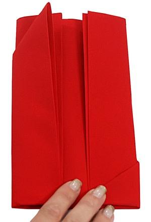 Servietten Bestecktasche serviettenfalten leicht gemacht bestecktaschen