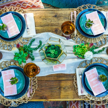 Hochzeitstrends - Greenery Inspirationen für Eure Hochzeit - Etsy DreamWeddingBox