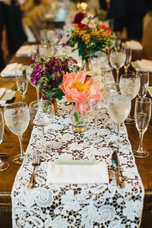 Hochzeitsplaza for Vintage tischdeko