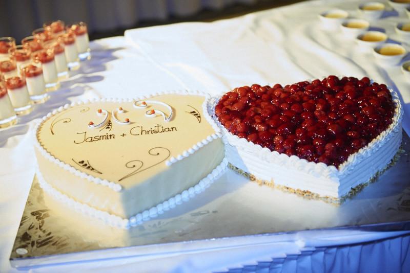 Das ABC der Hochzeitstorten-Formen