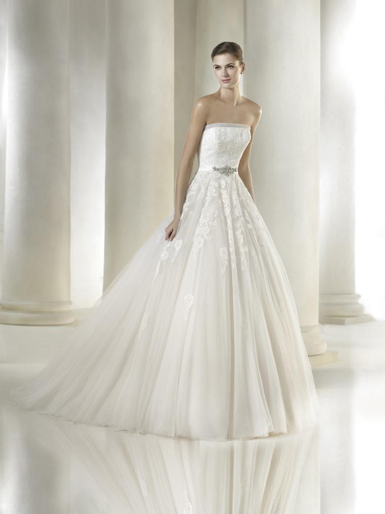 auf großhandel Super Rabatt 2020 Spanische Brautkleider – Temperament trifft auf Kunst