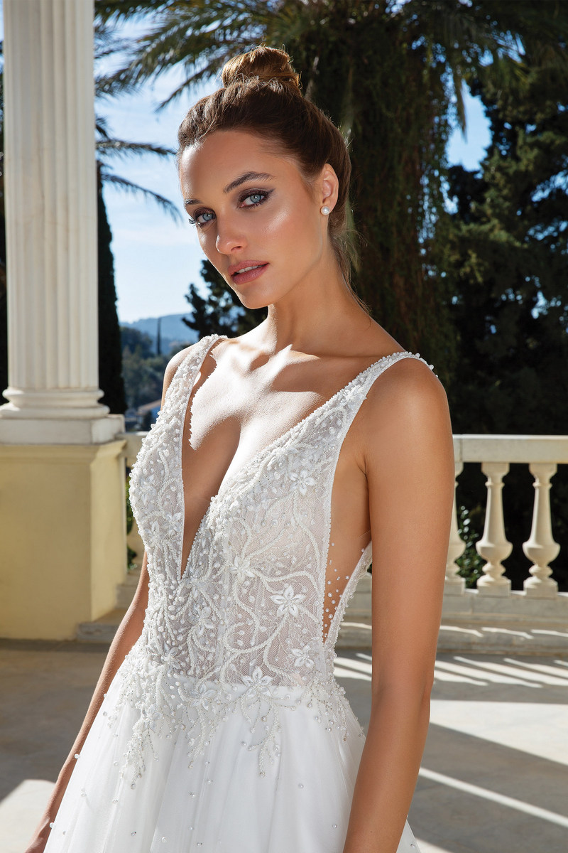 Die Brautkleid-Trends für den Sommer 2020
