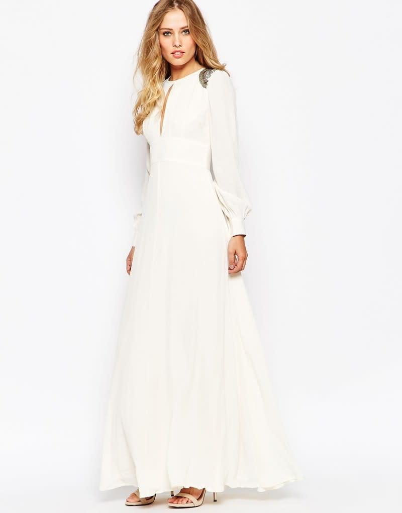 Winterhochzeit brautkleid  Brautkleider für das Standesamt