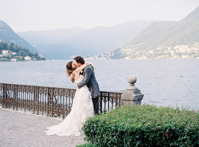 Majestatische Hochzeit Am Comer See Kamilla Und Ivan