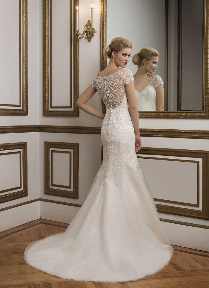 Brautkleider Mit Spitze Am Rucken