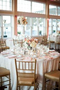 Tischdeko hochzeit  Beispiele für traumhafte Tischdeko zur Hochzeit nach Jahreszeiten