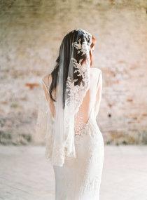 Brautschleier offene haare  Brautschleier – Tipps und Tricks