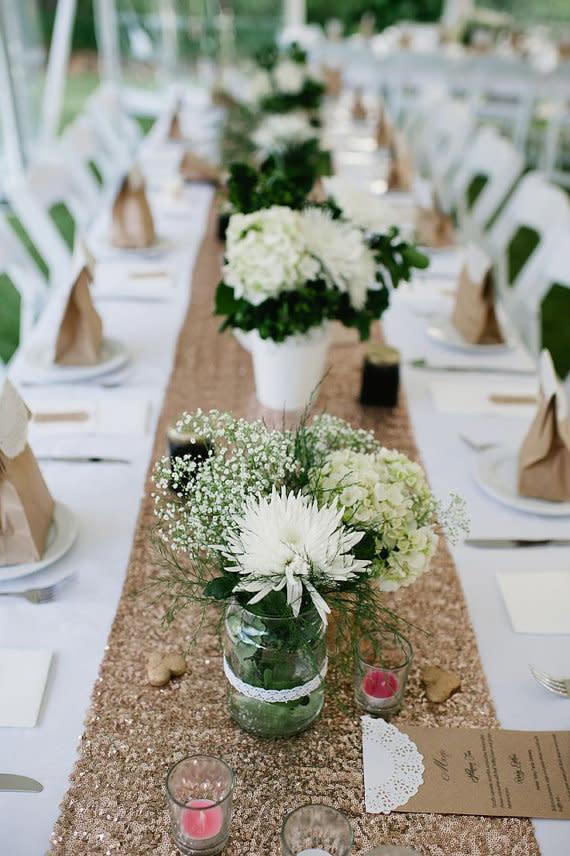 Hochzeitsdeko Selber Machen Ideen Für Die Tischdeko