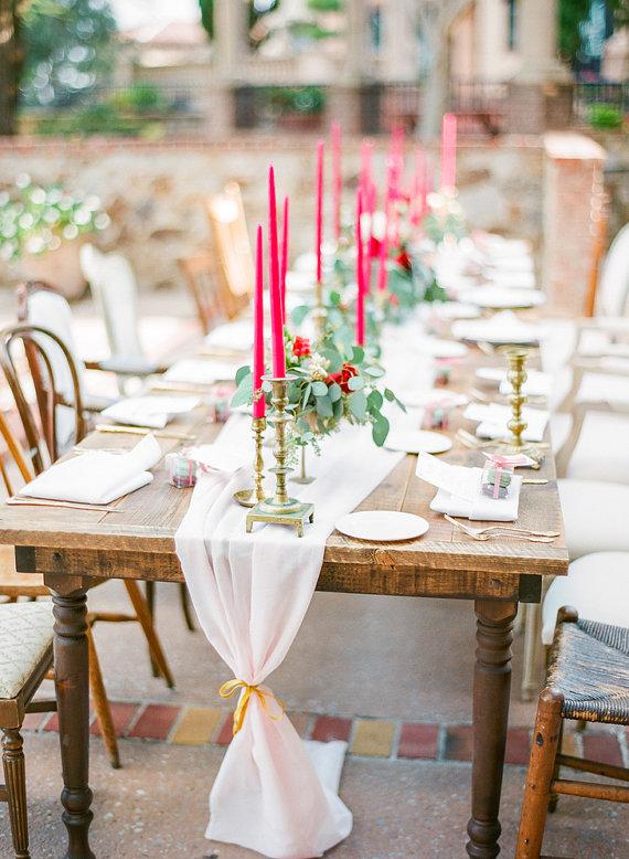 Hochzeitstischdeko Tipps und Ideen
