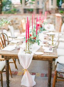 Tischdeko winterhochzeit  Tischdeko zur Hochzeit - Ideen und Tipps