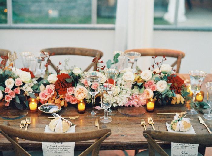 Beispiele Fur Traumhafte Tischdeko Zur Hochzeit Nach Jahreszeiten
