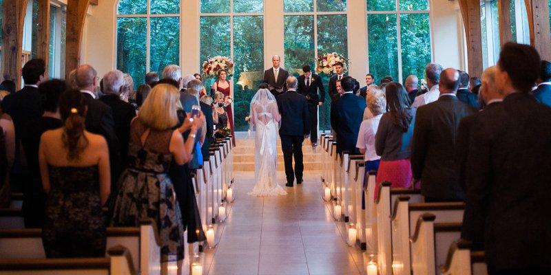 Hochzeitsdeko Fur Die Kirche