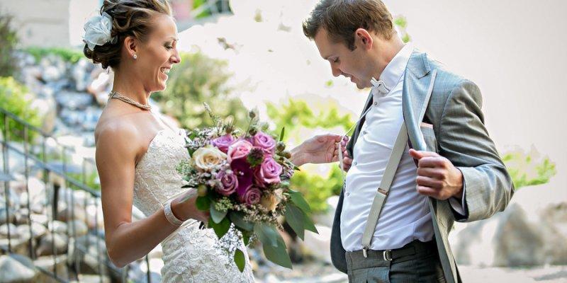 Der passende hochzeitsanzug for Hochzeitsanzug fliege