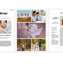hochzeitszeitung - Hochzeitszeitung Beispiele Pdf