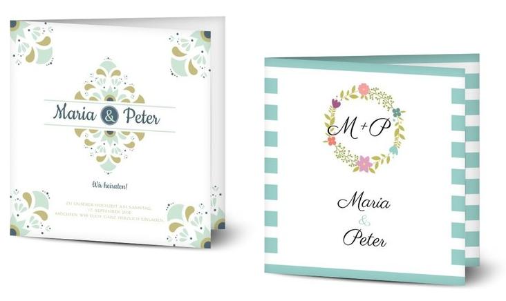 Trends und Tipps zu Hochzeitseinladungen