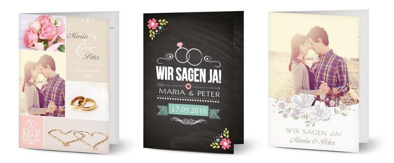 Hochzeitseinladungstexte - Beispiele für Einladungen