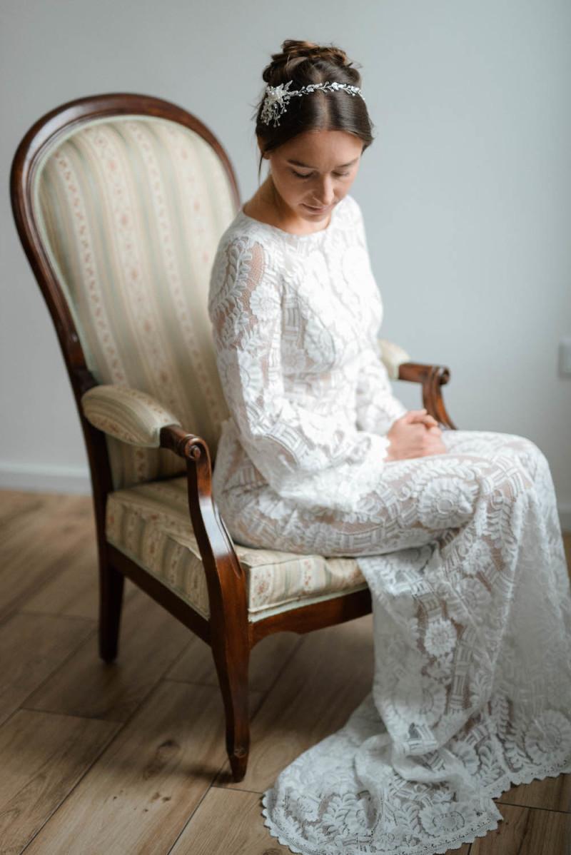 Brautfrisuren Im Uberblick Dutt Chignon Hochgesteckt Mehr