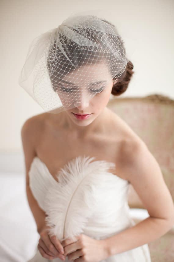 Brautschleier  Brautschleier – die verschiedenen Schleier-Längen