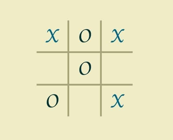 Building Tic Tac Toe, Mental Obstacles, and the Benefits of