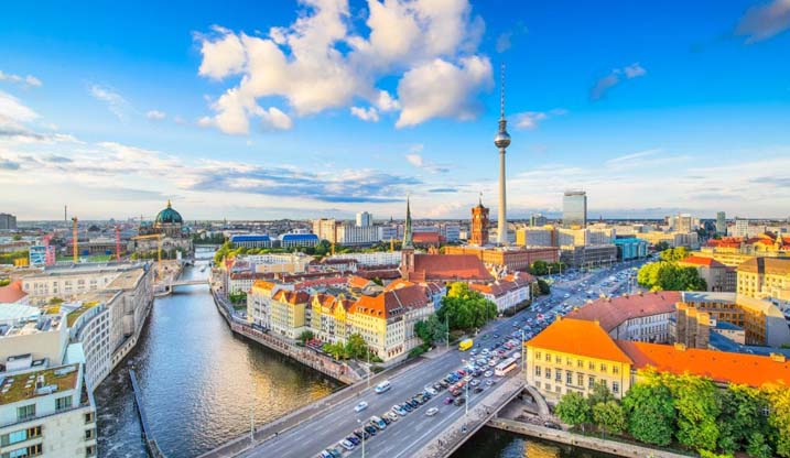 Top 5 European Hen Party Destinations Berlin The Foxy Hen