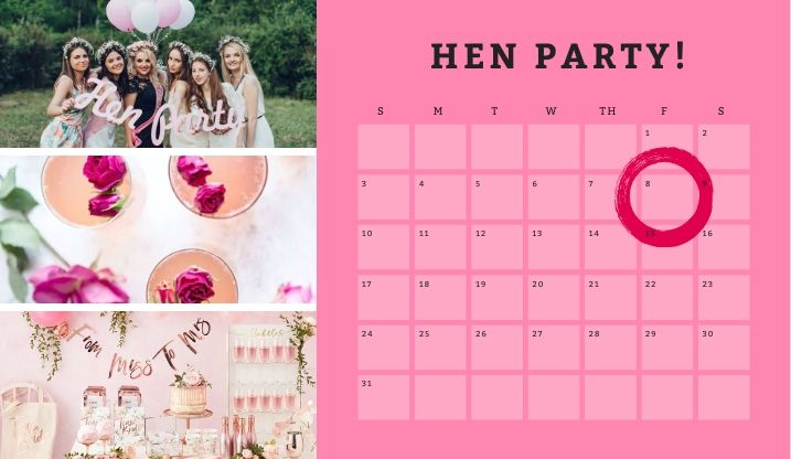 How To Invite The Bride To Her Own Hen Party Blog The Foxy Hen