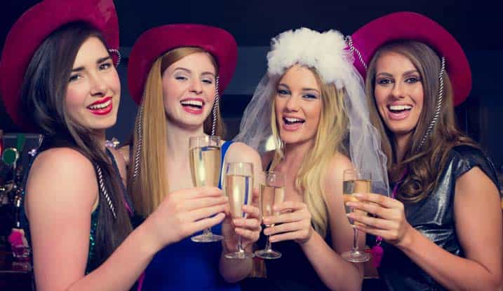 Hen Party Top 5 Destinations Ireland The Foxy Hen 2