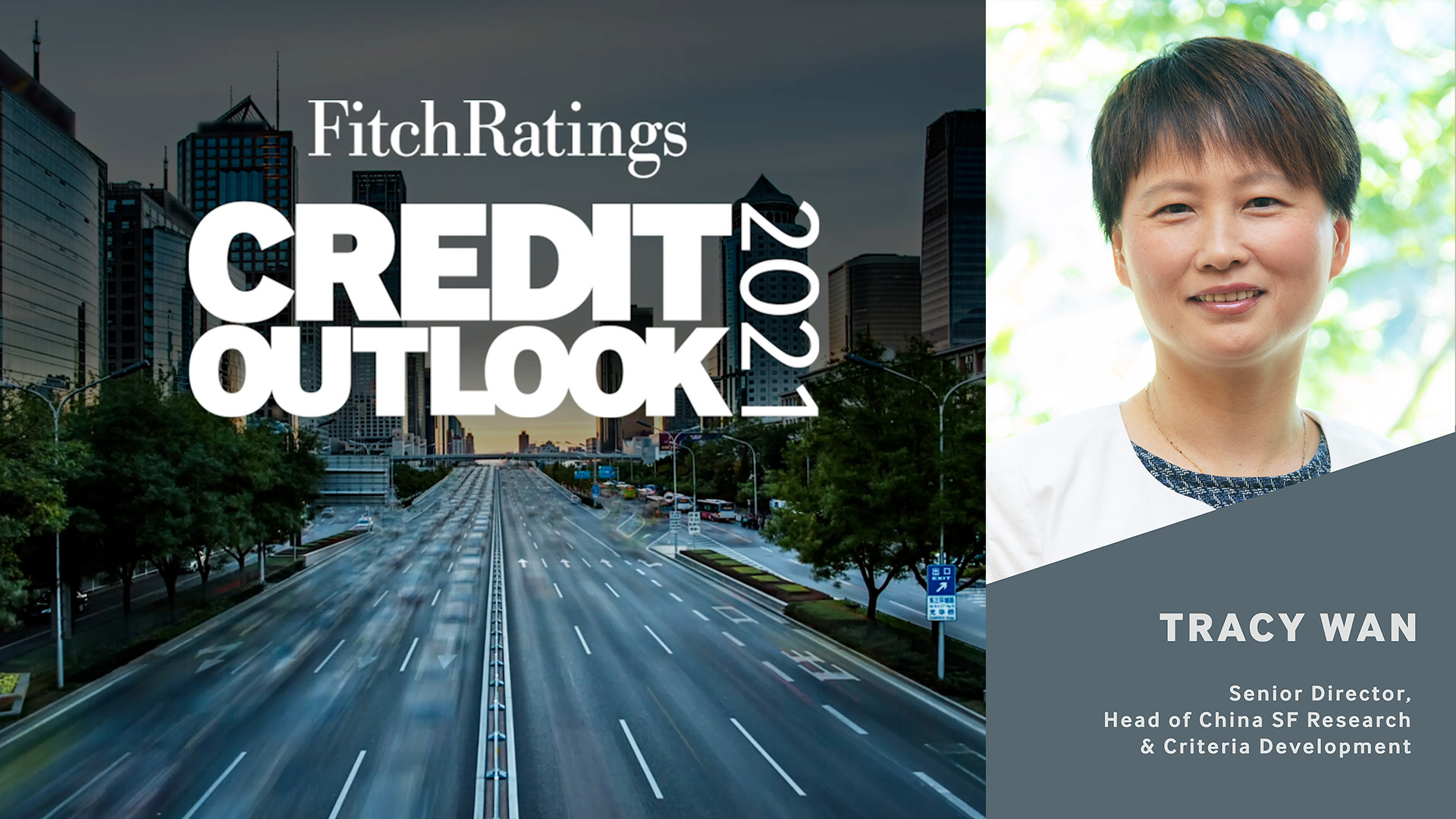 Fitch Ratings 2021 Outlook - China Structured Finance