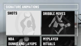 NBA 2K21 Animation Requirements Small