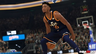 NBA 2K20 - Donovan Mitchell