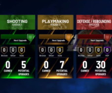 NBA 2K21 Badges